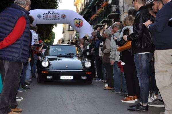 Targo Florio/ Alfa Romeo car show