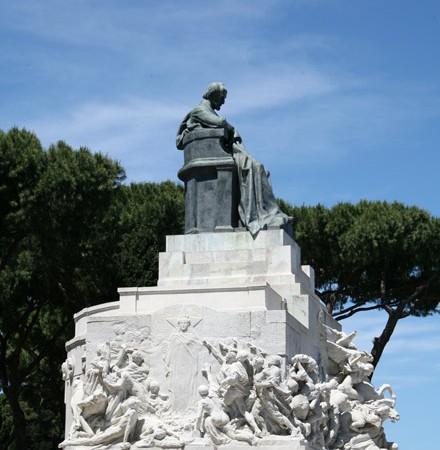 Aventine Mazzini Monument