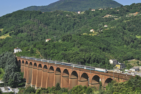 italy intercity train trains