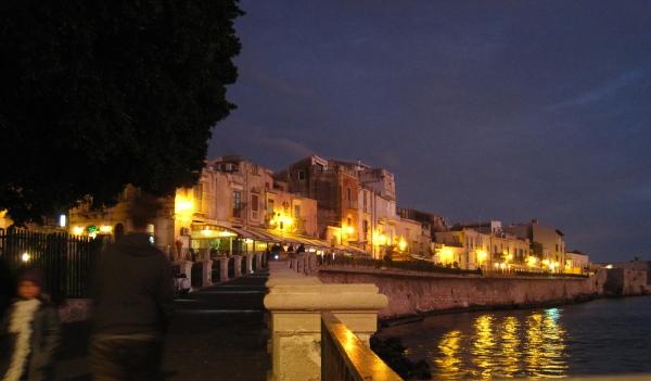 Ortygia-Siracusa-Sicily