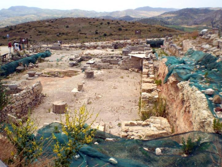 Segesta Greek ruins