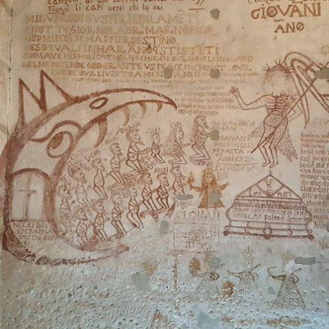 sicily palermo carceri, graffiti, inquisizione, palermo,12751128_932968443483365_1195191706_n