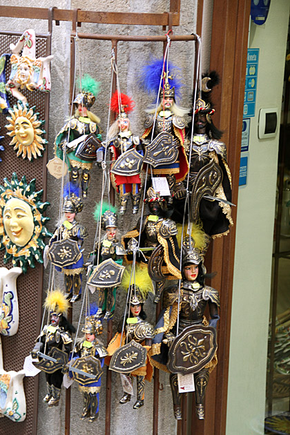 sicily Souvenirs-Taormina