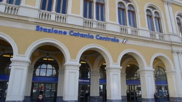 Stazione Catania Centrale