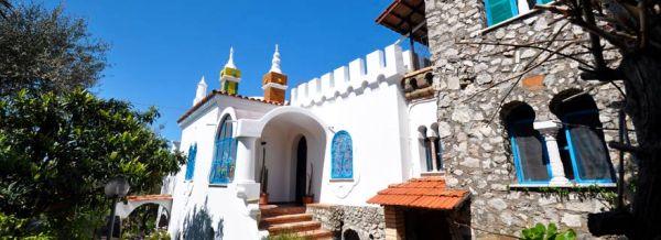 Anacapri Villa Eva is a budget hotel for less than $155 per night