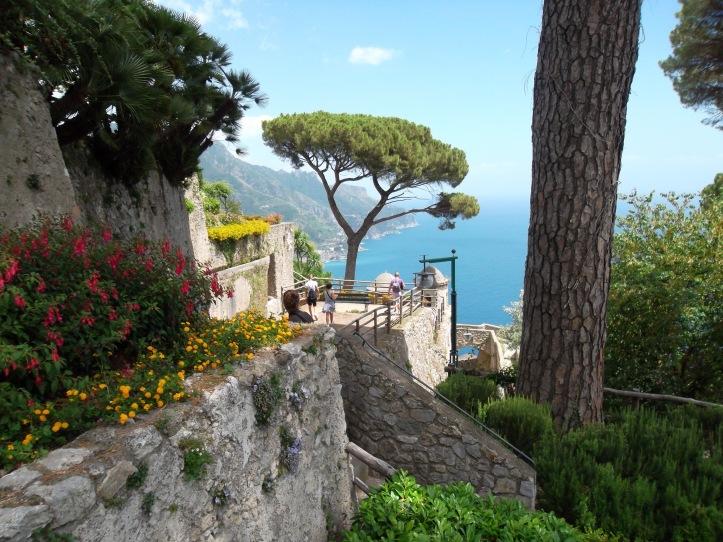 Villa Rufolo garden