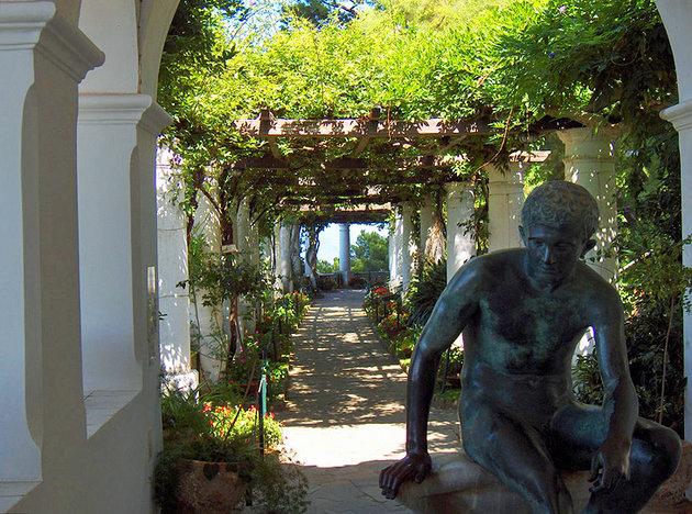 Villa San Michelle, Anacapri