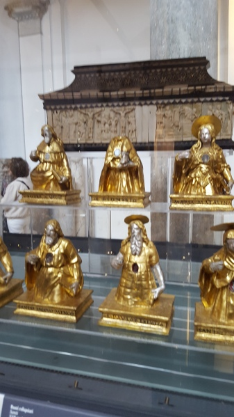 From Museo di Amalfi (Amalfi Mueum), adjacent to St Andrew's Cathedral