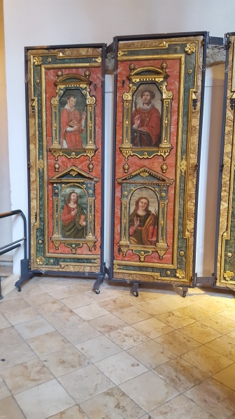 Amalfi Museo diocesano20160524_115505