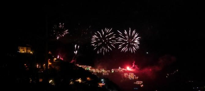 Torello fireworks, Ravello