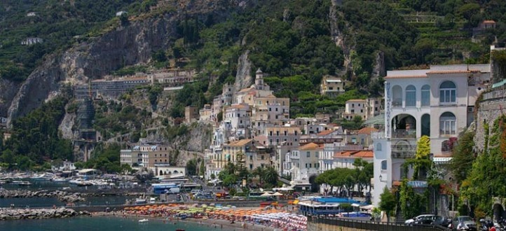 amalfi-positano good pix sea levelaccommodations