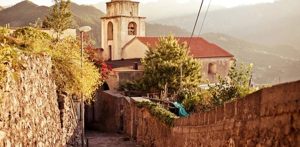 Beautiful small town Ravello