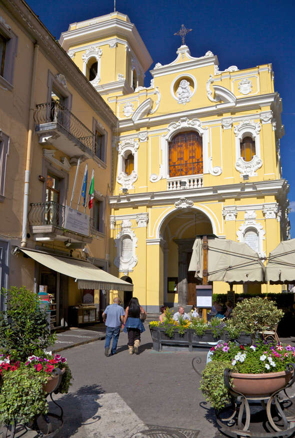 Sorrento Church