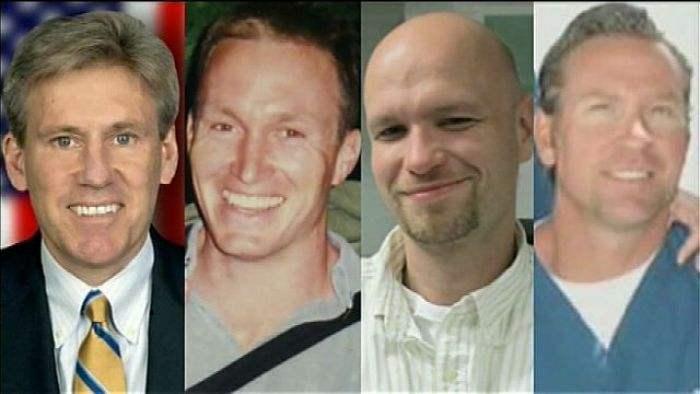 benghazi-murdered-chris-stevens-NAVY SEAL GLENN DOHERTY; SEAN SMITH; NS TYRONE WOODS
