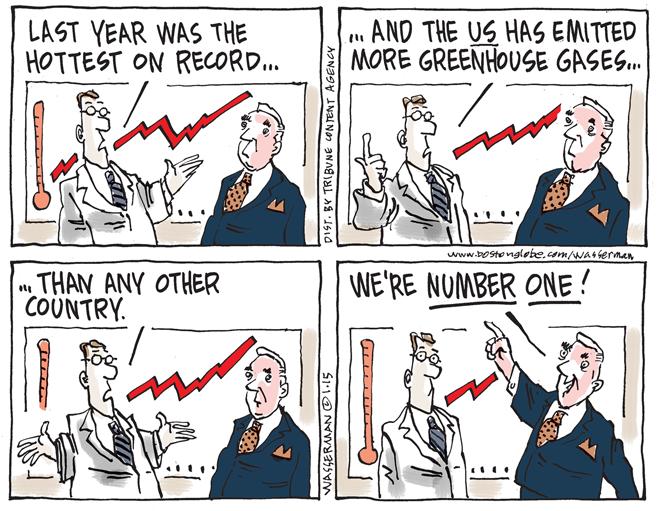 cartoon good climate polit85