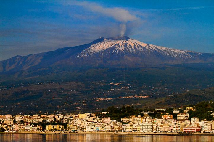 Mount Etna Photo by David Smith