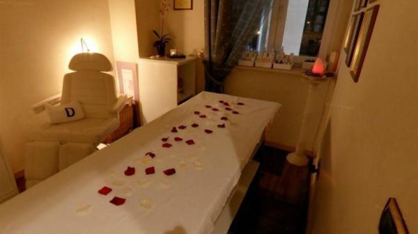 Domus Maraie Benessere spa room