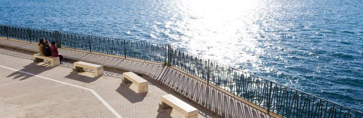 Ortigia waterfront