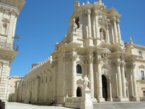 Ortigia Duomo