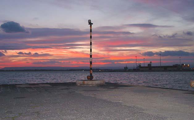 Otigia sunset