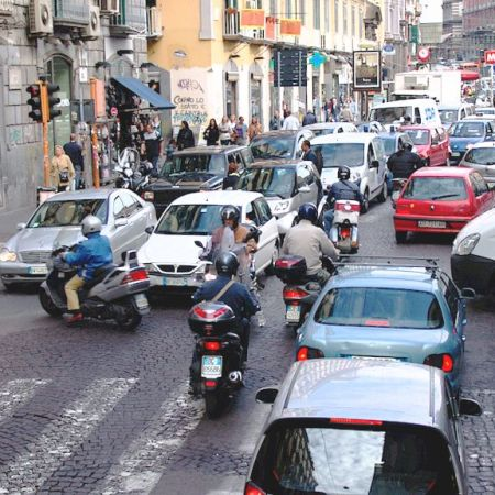 palermo driving traffic issuestrafficinitaly