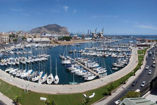 palermo harbor porto2