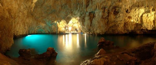Conca dei Marini's Emerald Grotto