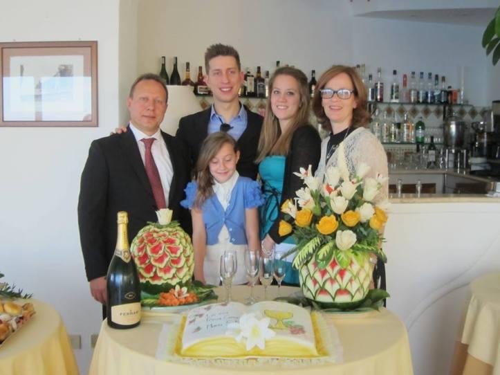 Praiano Hotel Onda Verde's family