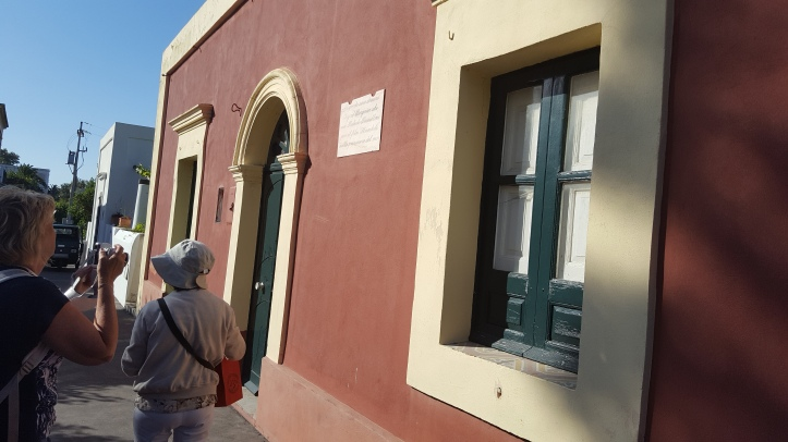 Home of Ingrid Bergman and Robert Rosselini