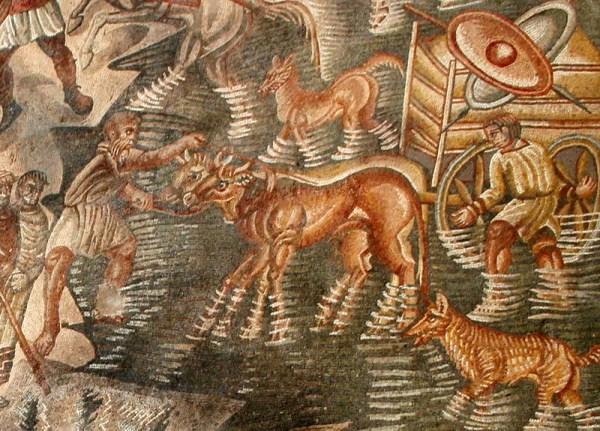 Photo of Mosaic at House of Tallaro