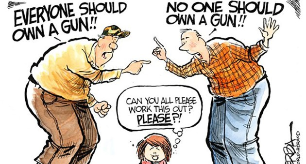 election gun control good cartoon CONTENT-3936_1