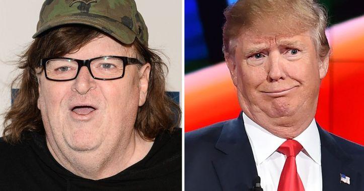 elections 56 MAIN-Donald-Trump-Michael-Moore