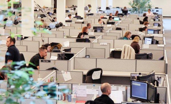 Bank of America call center