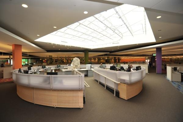 TD Bank call center