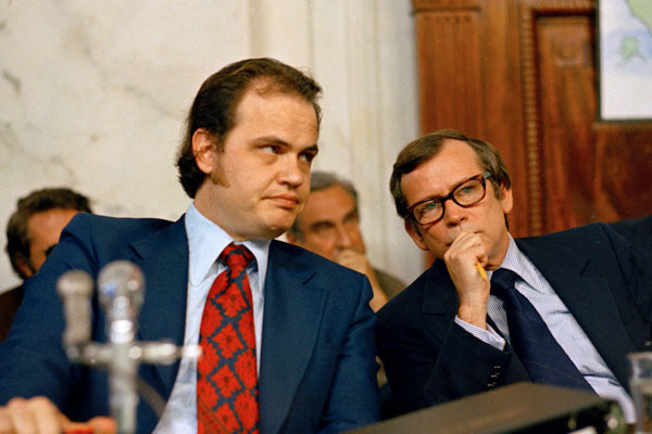 Fred Thompson and Howard Bakerfield