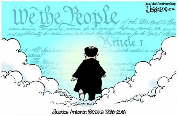 justice cartoon ok scalia walking into clouds -b8f9fdddc8f7142a