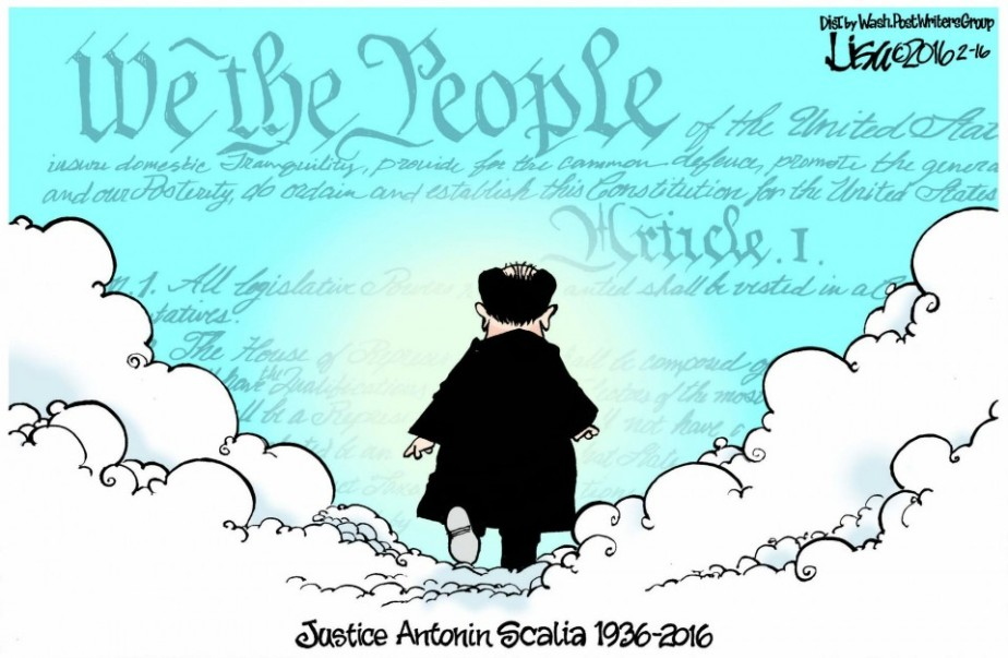 justice cartoon ok scalia walking into clouds -b8f9fdddc8f7142a