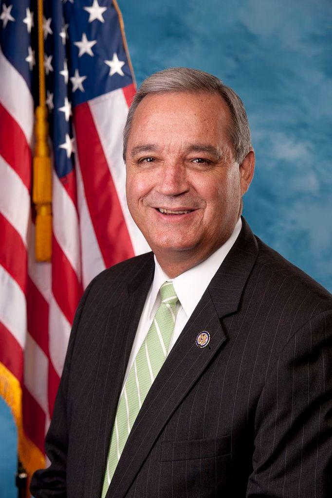 FL. Republican Congressman Jeff Miller, supporter of Donald Trump