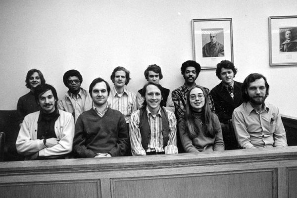 Hillary Rodham was only female out of 27 in her Yale Law School graduating class