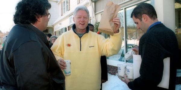 President BIll Clinton (Photo by Spencer Platt/Newsmakers)
