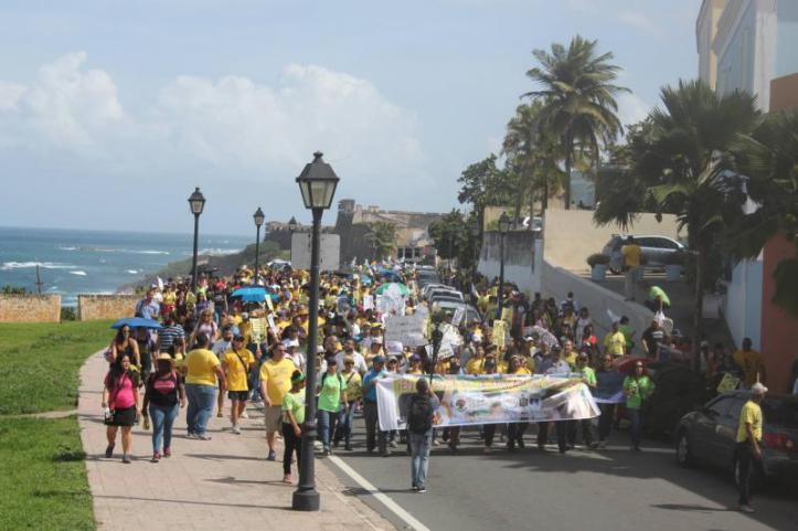 Puerto Rico's school crisis