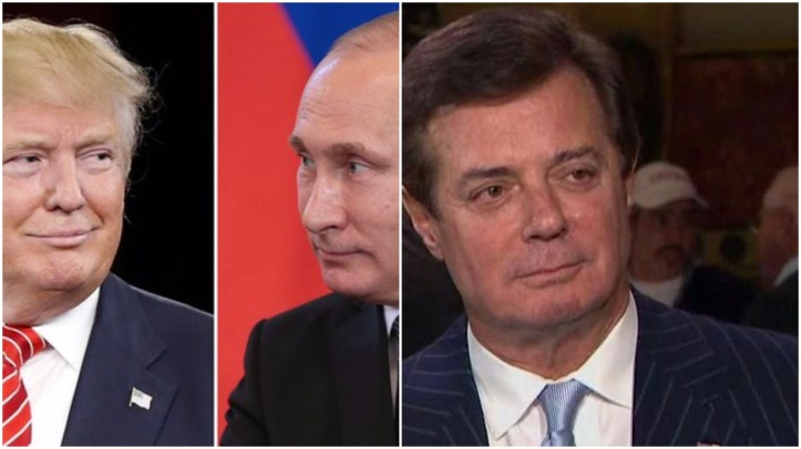 Trump-Putin-Paul Manafort, the Russian connection