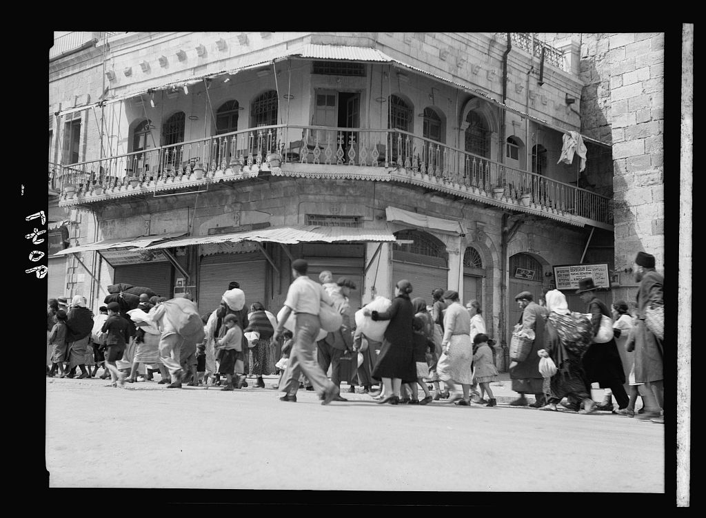 Image result for photo of Arab resistance to israel 1936
