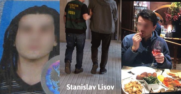 Image result for PHOTOS OF Stanislav Lisov
