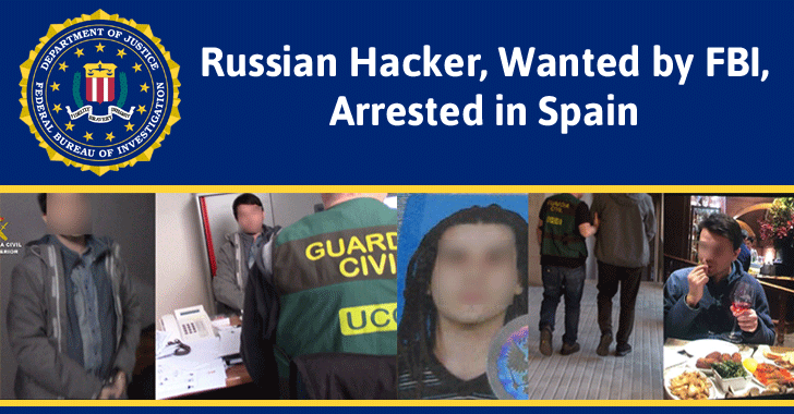 Image result for photos of barcelona with russian hacker arrested