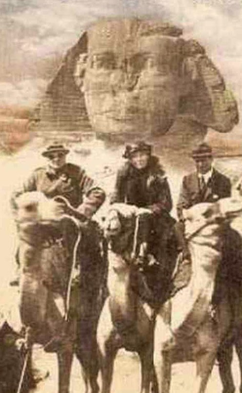 Image result for PAINTING OF QUEEN OF IRAQ GERTRUDE BELL