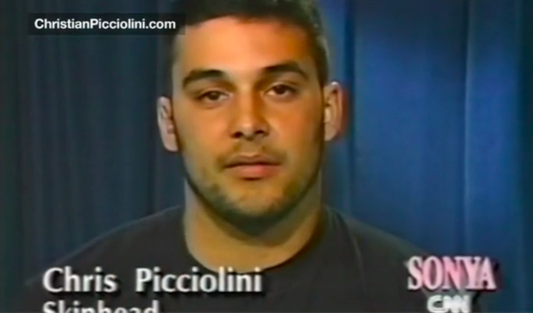 Image result for PHOTOS OF Christian Picciolini,