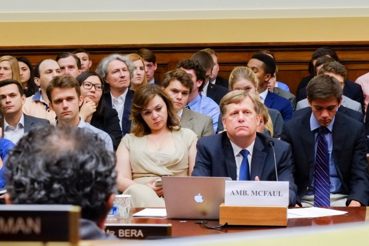 Where Else Was Natalia Veselnitskaya On June 9, 2016 ...