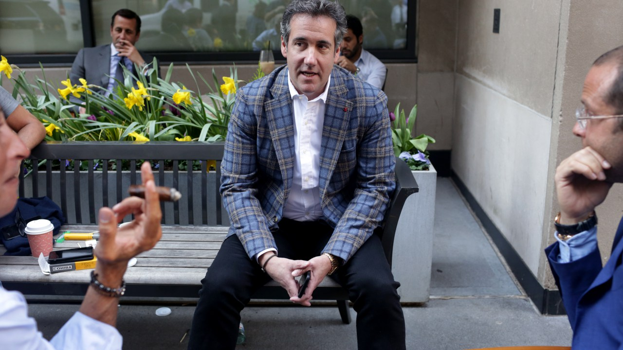 Why Michael Cohen Cannot Count On A Presidential Pardon