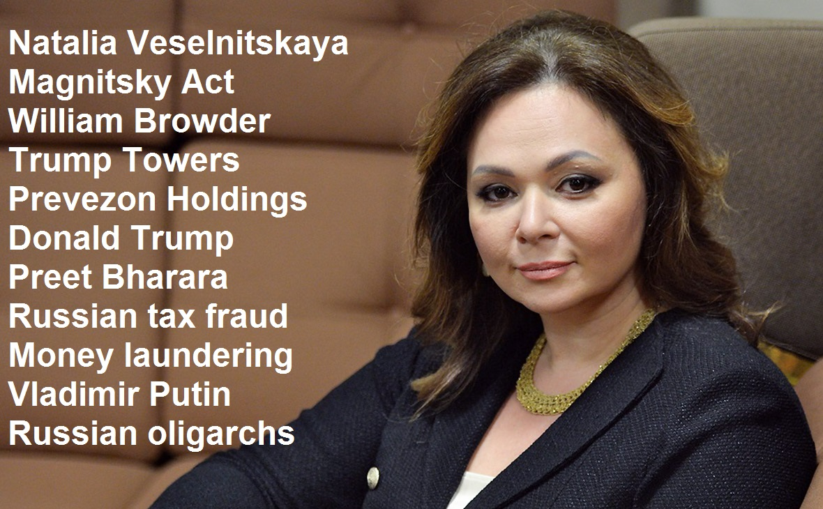 Image result for PHOTOS OF Natalia V. Veselnitskaya